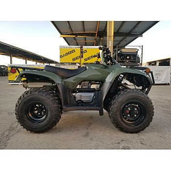 2020 Honda FourTrax Recon for sale 200824337
